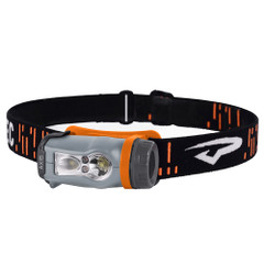 Princeton Tec Axis LED HeadLamp - Orange/Grey [AX-OR]