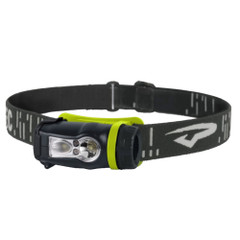 Princeton Tec Axis Rechargeable LED HeadLamp - Green/Grey [AXRC-GR]