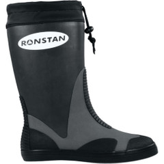 Ronstan Offshore Boot - Black- Large [CL68L]