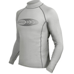 Ronstan Long Sleeve Rash Guard Top - UPF50+ - Ice Grey - XXS [CL22XXS]