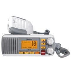 Uniden UM385 Fixed Mount VHF Radio - White [UM385]