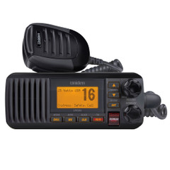 Uniden UM385 Fixed Mount VHF Radio - Black [UM385BK]