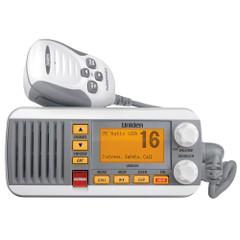 Uniden UM435 Fixed Mount VHF Radio - White [UM435]