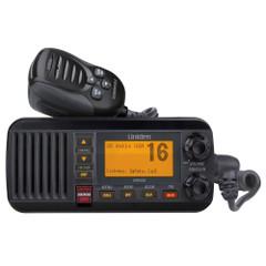 Uniden UM435 Fixed Mount VHF Radio - Black [UM435BK]