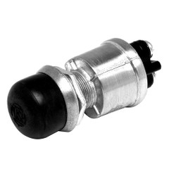 Cole Hersee Push Button Switch SPST Off-On 2 Screw [90030-BP]