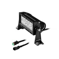 """HEISE Dual Row LED Light Bar - 8"""" [HE-DR8]"""