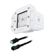 "HEISE 6 LED Marine Cube Light - Flush Mount - 3"" [HE-MFMCL3]"