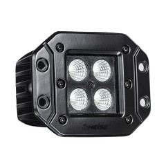 "HEISE Blackout LED Cube Light - Flush Mount - 3"" [HE-BFMCL2]"