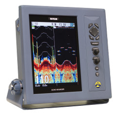"SI-TEX CVS-1410 Dual Freq Color 10.4"" LCD Fishfinder 1Kw     No Ducer [CVS-1410]"