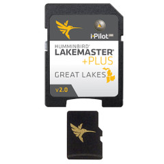 Humminbird LakeMaster PLUS Chart - Great Lakes Edition [600015-6]