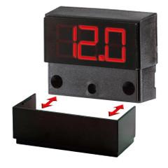 Paneltronics Digital DC Ammeter - 0-100DCA 12\/24 Volts System [570-002]