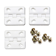 Cooler Shield Replacement Hinge For Coleman Coolers - 3 Pack [CA76313]