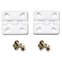 Cooler Shield Replacement Hinge For Igloo Coolers - 2 Pack [CA76310]
