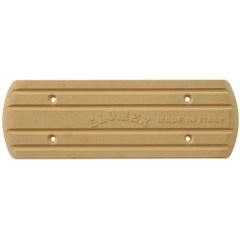 "Glomex 18"" x 5"" Rectangular Ground Plate [RA207]"