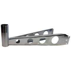 "Glomex Mast Mount Bracket 1"" - 14 Thread [V9173]"