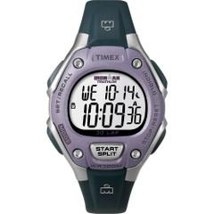 Timex IRONMAN 30-Lap Mid-Size - Black\/Lilac [T5K410]