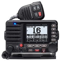 Standard Horizon 25W Commercial Grade Fixed Mount VHF w\/NMEA 2000  Integrated AIS receiver [GX6000]