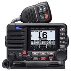 Standard Horizon 25W Commercial Grade Fixed Mount VHF w\/NMEA 2000  Integrated AIS receiver [GX6000]