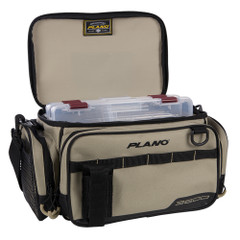 Plano Weekend Series Tackle Case - 2-3600 Stowaways Included - Tan [PLAB36111]