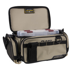 Plano Weekend Series Tackle Case - 2-3500 Stowaways Included - Tan [PLAB35111]