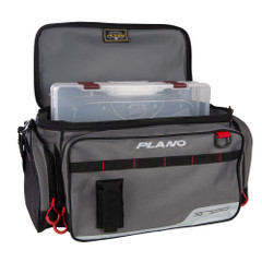 Plano Weekend Series Tackle Case - 2-3700 Stowaways Included - Gray [PLAB37110]