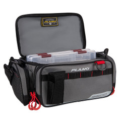 Plano Weekend Series Tackle Case - 2-3500 Stowaways Included - Gray [PLAB35110]