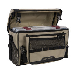 Plano Weekend Series Softsider Tackle Bag - 2-3700 Stowaways Included - Tan [PLAB37121]