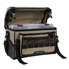 Plano Weekend Series Softsider Tackle Bag - 2-3600 Stowaways Included - Tan [PLAB36121]