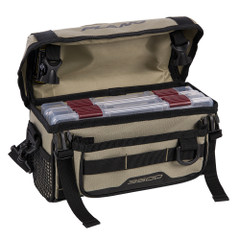 Plano Weekend Series Softsider Tackle Bag - 2-3500 Stowaways Included - Tan [PLAB35121]
