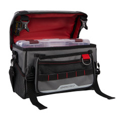 Plano Weekend Series Softsider Tackle Bag - 2-3600 Stowaways Included - Gray [PLAB36120]
