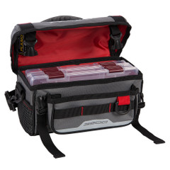 Plano Weekend Series Softsider Tackle Bag - 2-3500 Stowaways Included - Gray [PLAB35120]
