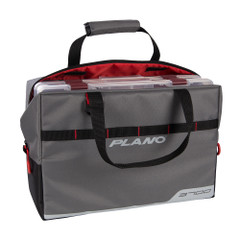 Plano Weekend Series Speedbag - 2-3700 Stowaways Included - Gray [PLAB37130]