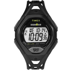 Timex IRONMAN Sleek 30 Full-Size Watch - Black [TW5M10400JV]