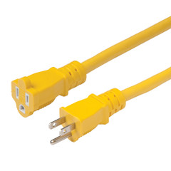 Marinco 15A 12\/3 Heavy-Duty Extension Cord - 25 [151225]