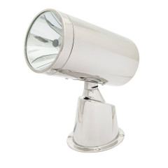 Marinco Wireless Stainless Steel Spotlight\/Floodlight - No Remote [22151A]