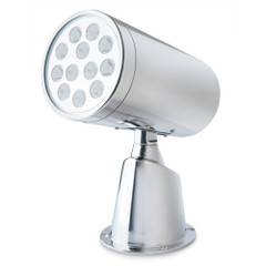 Marinco Wireless LED Stainless Steel Spotlight - No Remote [23051A]
