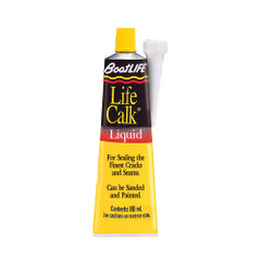 BoatLIFE Liquid Life-Calk Sealant Tube - 2.8 FL. Oz. - Black [1055]