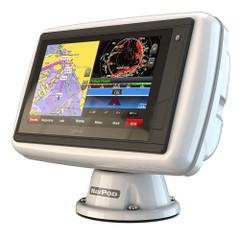 NavPod PowerPod Pre-Cut f/Garmin GPSMAP 942xs, 942, 922xs  922 [PP4500-08]