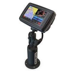 NavPod PedestalPod w/RAM Mount Pre-Cut f/Garmin GPSMAP 942xs, 942, 922xs  922 - Carbon Black [PEDRS4500-08-C]