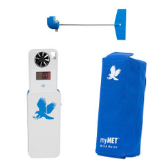 WeatherHawk myMET Wind Meter Kit [30105]