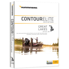 Humminbird Contour Elite Great Lakes 2018 - Version 4 [600016-4]