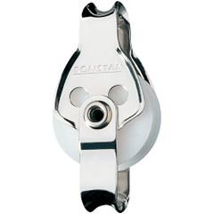 Ronstan Series 25 Utility Block - Single, Becket, Loop Head [RF572]
