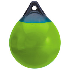 "Polyform A Series Buoy A-5 - 27"" Diameter - Lime [A-5-LIME]"