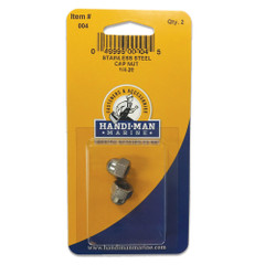 Handi-Man Stainless Steel Cap Nut - 1\/4-2 [004]