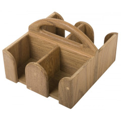 Whitecap Teak 4-Mug Holder [63410]