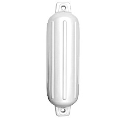 "Taylor Made Storm Gard 8.5"" x 27"" Inflatable Vinyl Fender - White [282600]"