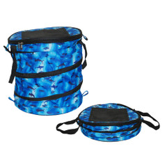 Taylor Made Stow n Go Collapsible Cooler - Blue Sonar [7912BS]