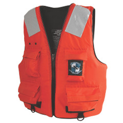 Stearns First Mate Life Vest - Orange - 4X-Large [2000011408]
