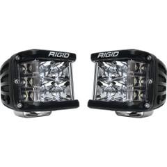 RIGID Industries D-SS PRO Spot - Pair - Black [262213]
