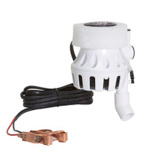 Frabill Floating Pump System - 12V DC - More Than 30 Gallons [1436]